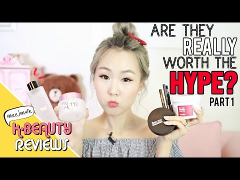 HYPED-UP KOREAN BEAUTY PRODUCTS 1: Are They Really Worth It? April Skin, Banila Co, Snail Products