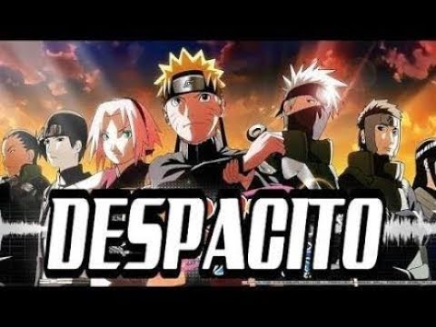 DESPACITO NARUTO Cover Gai Maito FULL VERSION with 157 CHARACTERS NAME