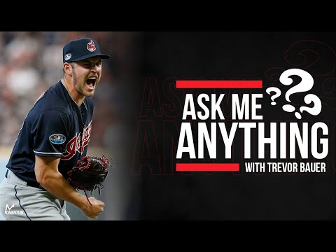 Ask Me Anything with Trevor Bauer | Episode 1