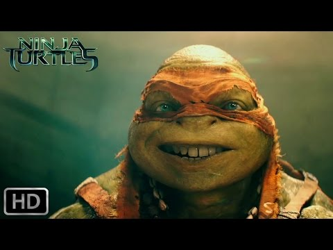 Four Turtles In 3D - Official Featurette | Teenage Mutant Ninja Turtles Movie | August 29th