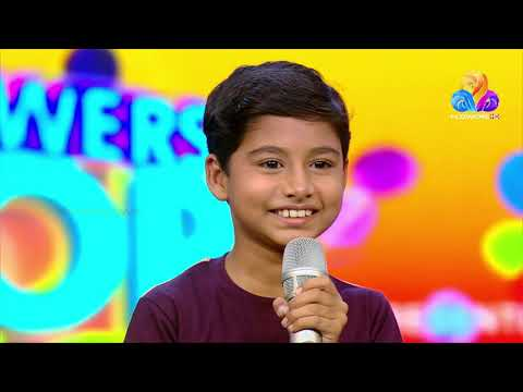 Top Singer January 09,2019 Flowers TV Reality Show