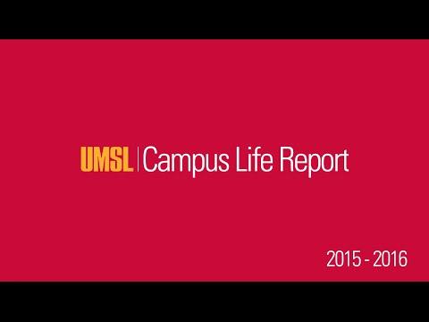 UMSL | Campus Life Annual Report