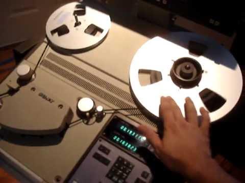 reel to reel tape to digital