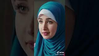 هنا الزاهد بالحجاب 😗😗😘