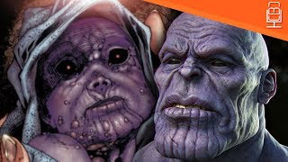 Thanos Backstory will feature him at Younger Ages Avengers Infinity War