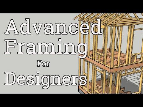 Advanced Framing for Designers - YouTube