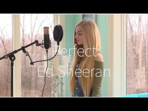 Perfect (Ed Sheeran Cover) - Hannah Geller