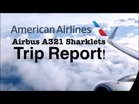 TRIP REPORT: American Airlines A321(S) (32B) - Chicago O'Hare To Los Angeles