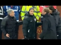 Jose Mourinho and Jurgen Klopp have an almighty argument on the touchline - New 1018