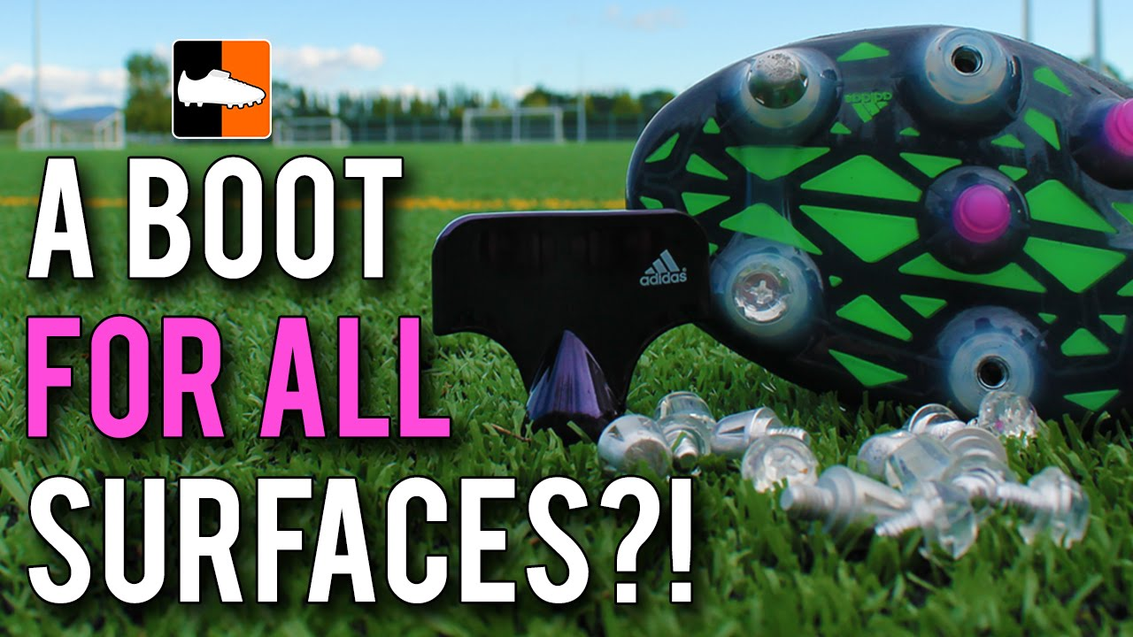 Soft + Firm Ground Boots!  adidas make FG SG AG Soccer Cleats - YouTube 08d59ead5aa2