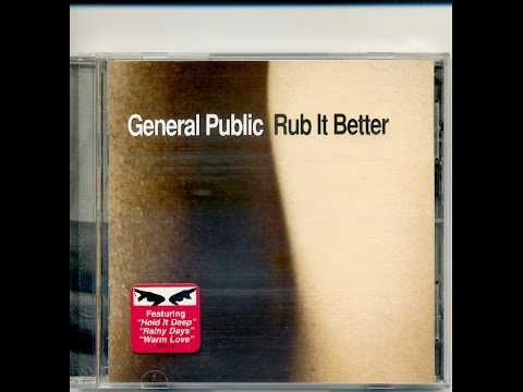 General Public - Rub It Better (Full Album)