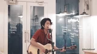TARZAN BOY - TUNGGU AKU DI SURGA LIVE COVER ( AMRINALRASADI )
