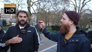 ***Must Watch*** P1 - Palestine Who's is it!? Adnan Vs Joseph    Speakers Corner   Hyde Park