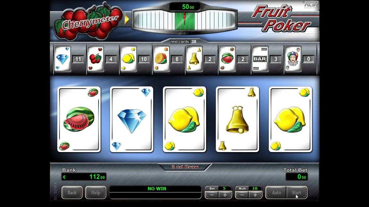 Novoline Poker