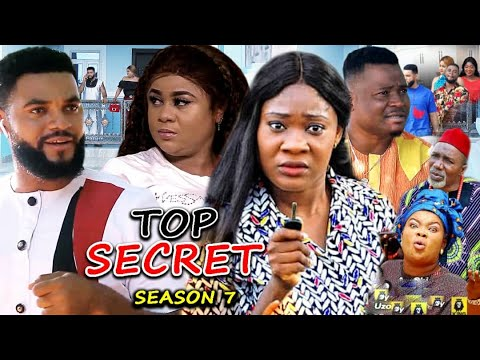 Download TOP SECRET SEASON 7 - Mercy Johnson 2020 Latest Nigerian Nollywood Movie Full HD | 1080p