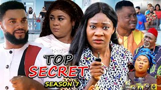 TOP SECRET SEASON 7 - Mercy Johnson 2020 Latest Nigerian Nollywood Movie Full HD   1080p