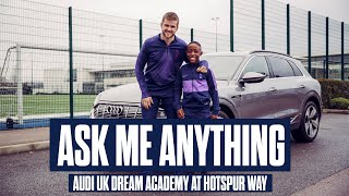 ASK ME ANYTHING | Academy kids grill Dier, Lucas, Vertonghen, Walker-Peters and Green!
