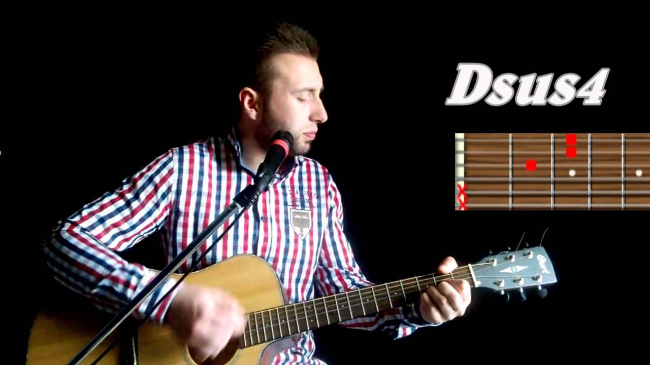 Czerwone Gitary Kwiaty We Wlosach Proste Chwyty Jak Zagrac Na Gitarze Tekst Ws 97 Youtube