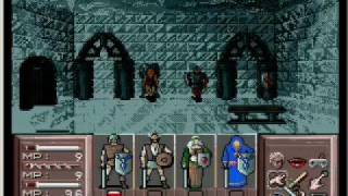 Let's Play Walkthrough: Drakkhen (SNES) part 12