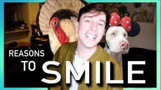 More Reasons to Smile!   Thomas Sanders