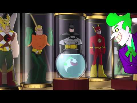 DC Super Friends Imaginext 8-15