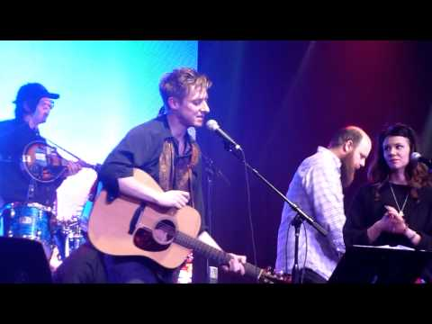 "Arthur Darvill & Friends- ""No Diggity"" cover Live"