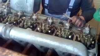 deutz motor f6l-912 start serres