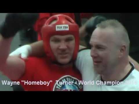 "Wayne ""Homeboy"" Turner - ISKA World Championships 2016"
