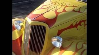 1934 FORD COUPE - TRUE AMERICAN HOT ROD