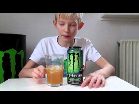 Monster Energy Rehab Green-Tea Review