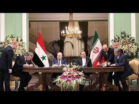 معركة روسية إيرانية على اقتصاد سوريا .. لمن حصة الأسد؟ - هنا سوريا  - 21:53-2019 / 2 / 11
