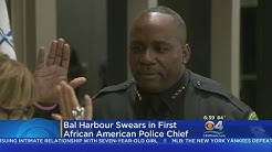 Bal Harbour Swears In New Police Chief