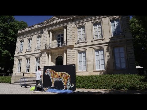 Street Culture #1 avec A-MO street artist de Bordeaux