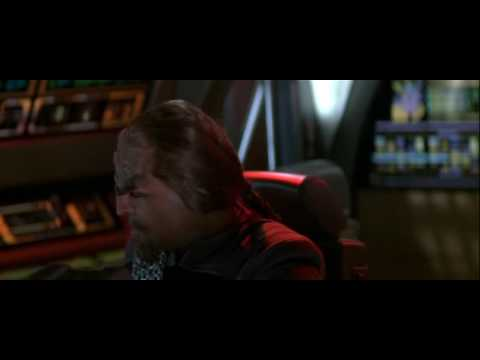Star Trek: Insurrection - Picard, Worf, and Data sing A British Tar by Gilbert and Sullivan