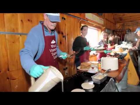 Dakin Farm Sugar on Snow Vermont Maple Weekend