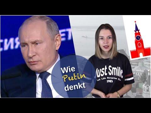 Wie Putin denkt