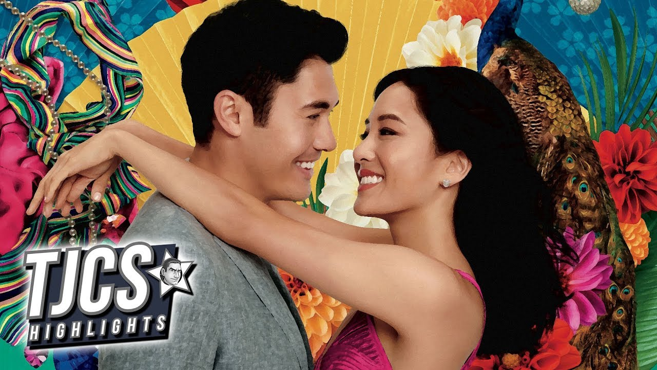 Crazy Rich Asians Changes Nothing About Rom-Coms, and Everything About Movies