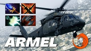 Armel Gyrocopter | Sikorsky UH-60 Blackhawk | Dota 2 Pro Gameplay