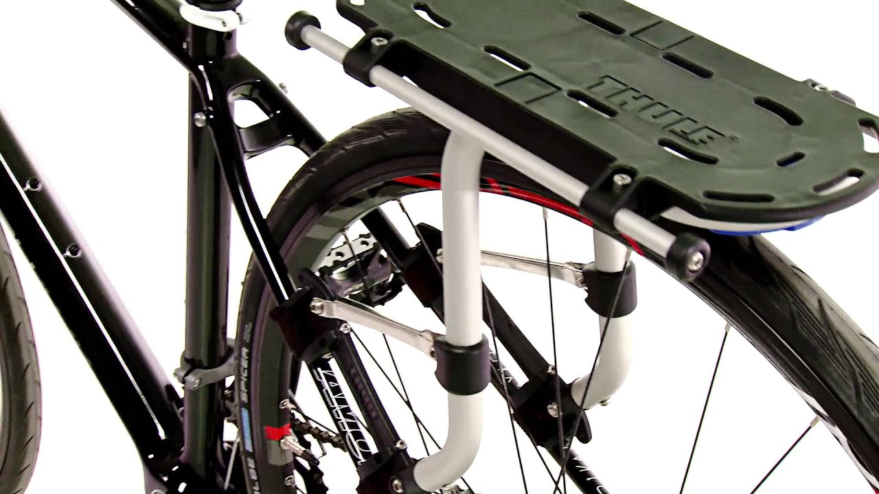 Thule Pack N Pedal Tour Rack Review By Performance