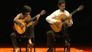 Duo Siqueira Lima plays Haendel: Chaconne (Movimento Violão)