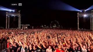 Slipknot - Spit It Out Live Roskilde Festival 2009 HD