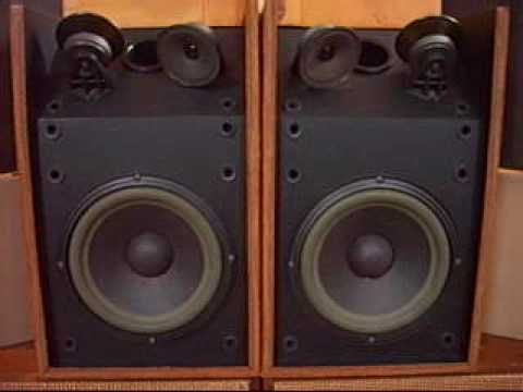 Bose 301 Series II Bookshelf Speakers Pt2