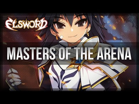 Elsword Official - PvP Masters of the Arena