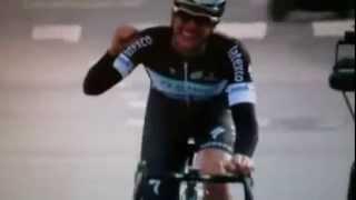 Niki Terpstra wint Dwars door Vlaanderen - Als je wint, heb je vrienden