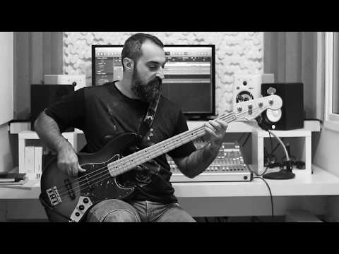 Metallica - Battery - Bass cover (HD) by Glauco Marcon