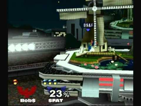 Own XII: Falcon Gangsta Finals - SFAT(blue) vs Bob Money(default)