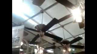 Ceiling fans at Lowes