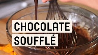 Best Foolproof Chocolate Soufflé - Recipe Wars, Episode 1