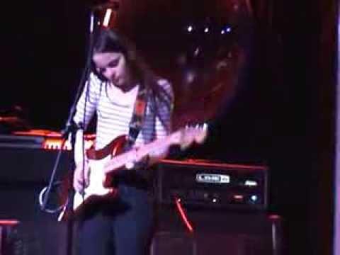 Strat Guitar Wiring Diagram Best 15 Year Old Girl Blues Guitarist Eva Kourtes Youtube