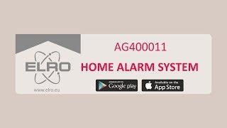 Het ELRO Home Alarmsysteem installeren (AG4000)